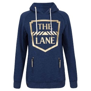 Spurs The Lane Womens Graphic Hoodie