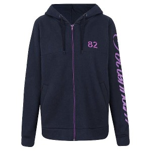 Spurs Womens Colour Contrast Hoodie