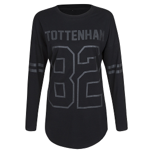 Spurs Womens Tonal Print T-Shirt