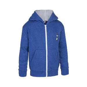 Spurs Full Zip Hooded Top