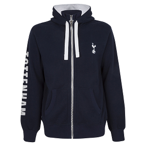 Spurs Mens Twin Stitch Arm Hooded Top