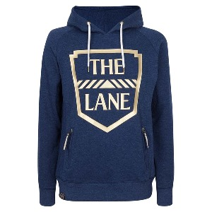 Spurs The Lane Mens Graphic Hoodie