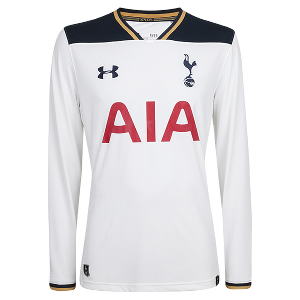 Mens Long Sleeved Home Shirt 2016/2017