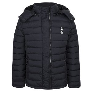 Spurs Mens Padded Coat