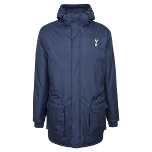 Spurs Mens Bench Coat