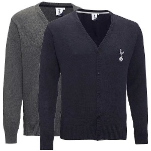 Spurs Knitted V Cardigan