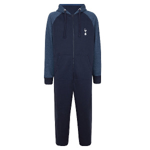 Spurs Mens Colour Block Onesie