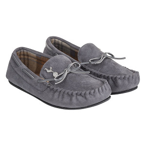 Spurs Mens Mocassin Slippers