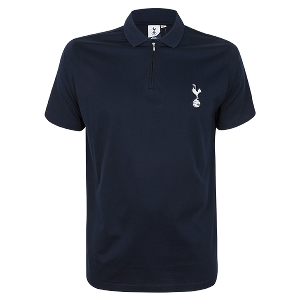 Spurs Mens 1/4 Zip Polo