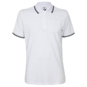 Spurs Mens Retro Crest Polo