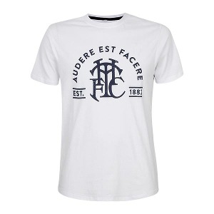 Spurs Mens THFC Retro Crest T-shirt