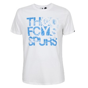 Spurs Mens Photo Print THFC T-shirt