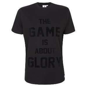Spurs Mens The Game is About Glory T-shirt