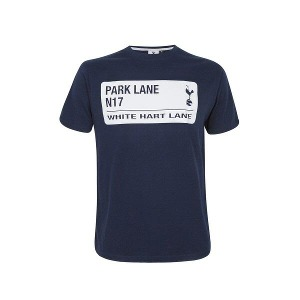 Mens Park Lane Streetsign T-shirt