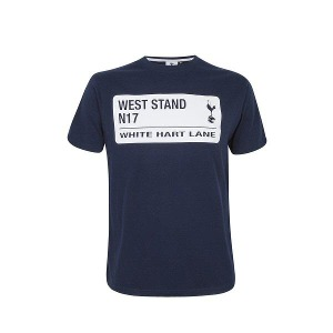 Mens West Stand Streetsign T-shirt