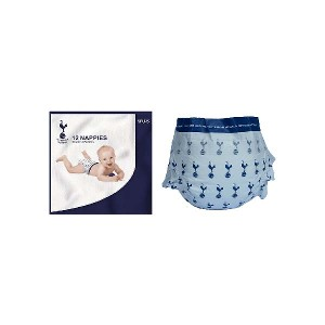 Spurs Baby Nappies