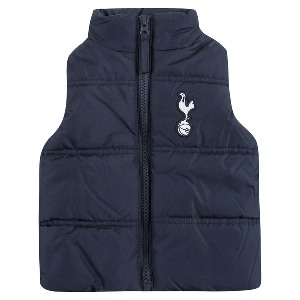 Spurs Baby Boys Padded Gilet