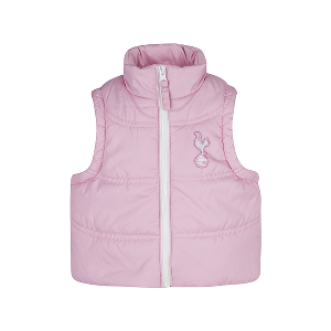 Spurs Girls Baby Gilet