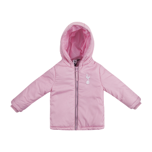 Spurs Baby Girls Padded Jacket