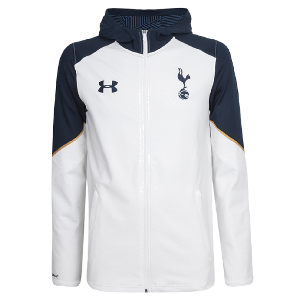 Spurs Mens Under Armour Hooded Top 2016/2017
