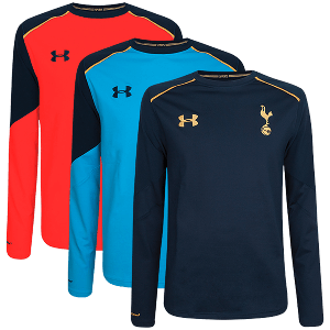 Spurs Mens Under Armour Track Top 2016/2017